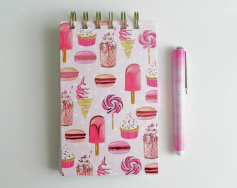 Life is Sweet Note Pad & Pen Set