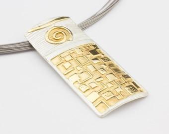 Silver Pendant Nofretete luxury Jewellery Egypt Necklace handcrafted Artisan Gallery