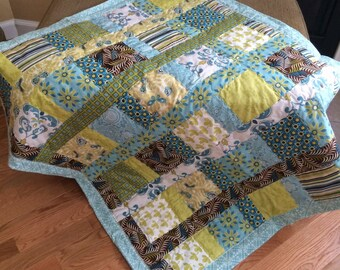 Quilted Baby Mat
