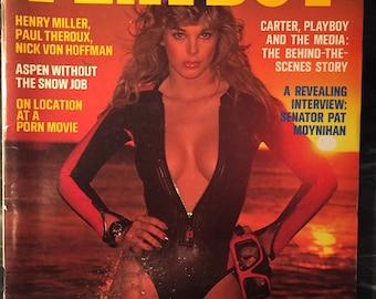 Playboy Magazine - March 1977
