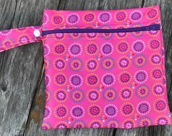 Pink Pop Medium Wet Bag