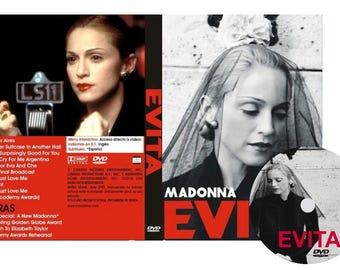 Evita Deluxe Edition DVD - Madonna