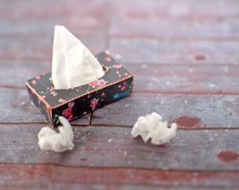 Miniature Kleenex