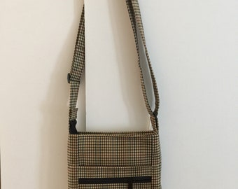 Crossbody, Lots of Pockets, Adjustable Strap, A Smaller Two Zip Hipster, Ready To Ship