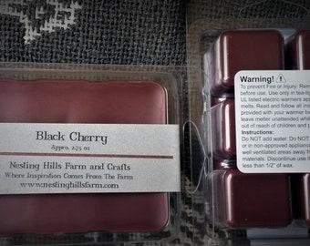 Black Cherry Soy Wax Melts