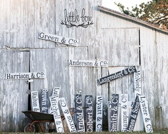 Rustic home decor, name sign, rustic, personalized wedding gift, family established sign, established sign, last name sign, est sign