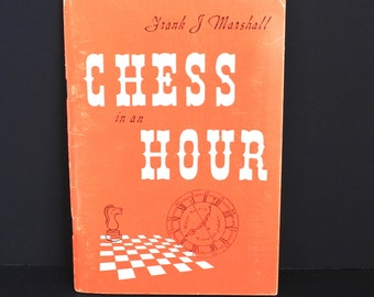 Learn to Play Chess in 1 Hour Book