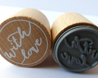 Stamp around with love