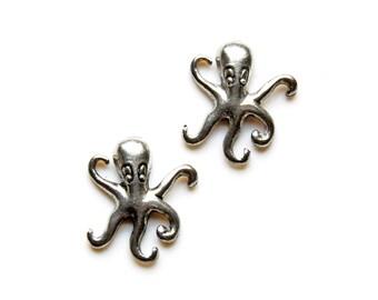 Squid Cufflinks