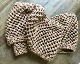 The Gretchen Chunky Infinity Scarf