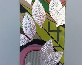 "Original Flashcard Painting ""15-4"""