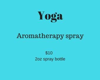 Yoga Room and Body Spray
