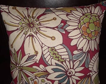 Multi-color Pillow Cover
