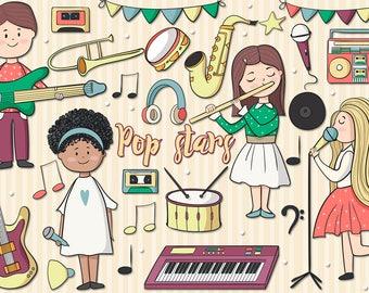 Pop Stars