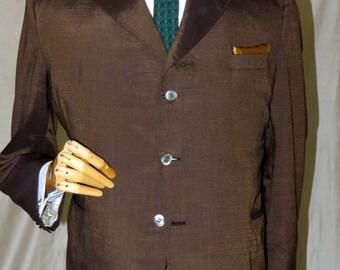 Gents shark fin original 60's suit