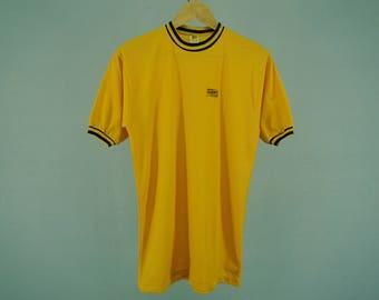 Velva Sheen T Shirt Men's Size L Vintage Velva Sheen Kent Tshirt