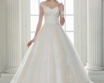 Wedding dress wedding dress bridal gown grace