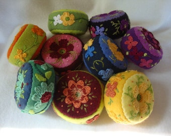 Mini Pincushion, choose one from this variety