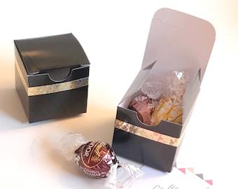 Hajj Party favor boxes- Hajj Gift, Eid Decor, Eid Party Set of 10, 20 or 50 boxes