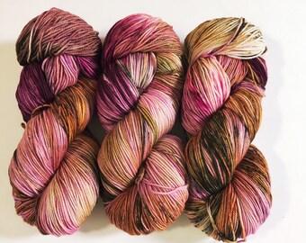 GYPSY Posh Sock Handdyed Merino Cashmere Nylon Yarn