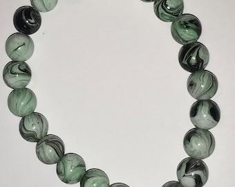 Marble design bracelet