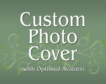 CUSTOM COVER PHOTO, Etsy Cover Photo, Cover Photo, New Look Banner, Etsy Shop Set, Store Graphics, Cover Photo Design, Etsy Shop Graphics
