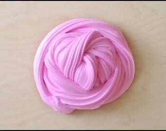 Bubble gum cream pie