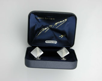 Cufflink Presentation Case - NOT SOLD SEPARATELY. Provided free with any cufflink purchase