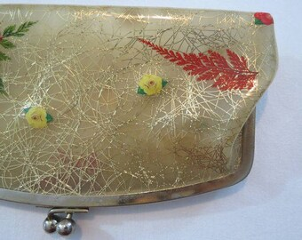 Darling Late 1950s Vintage Purse