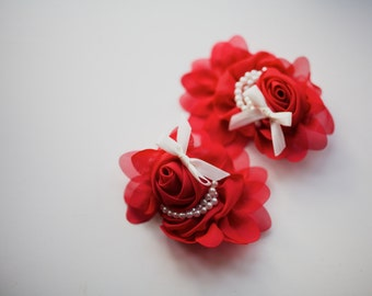 Ladies wedding corsage brooch