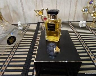 Arpege Lanvin 15ml. Perfume Vintage