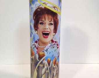 "Miss Sammy ~ Kitsch Candles - ""Art is a Drag"" series"