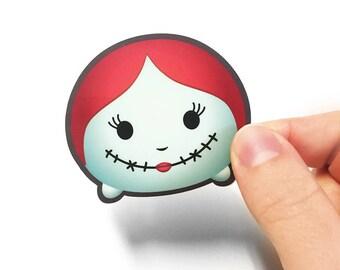 Sally Inspired Sticker