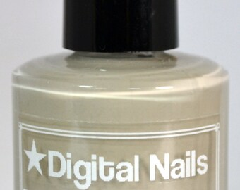 Tauping Mechanism: taupe/putty creme from the Fall 2015 Creme a la Mode box by Digital Nails