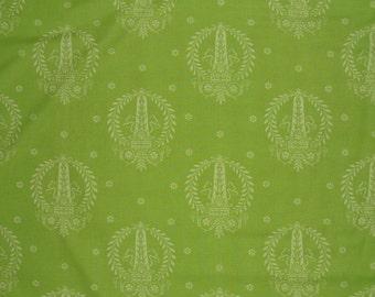 Cour de vente vente Tanya Whelan Picnic Parade médaillons Green 1\/2