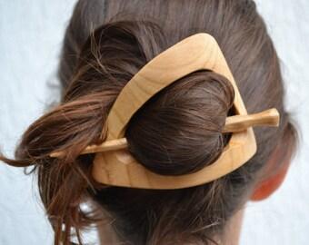 hair stick wood, hair pin, hair clip, hair fork, hair accessories, hair comb, hair slide hairpin hair barrette, wood hair pin, bunholder