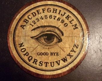Mystic Eye Message Board