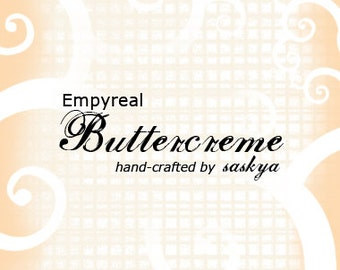 Empyreal Lip Balm - Buttercreme - 1 pack of 5