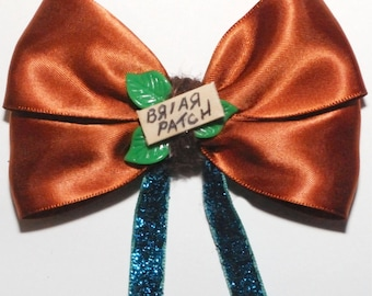 Splash Mountain Hair Bow