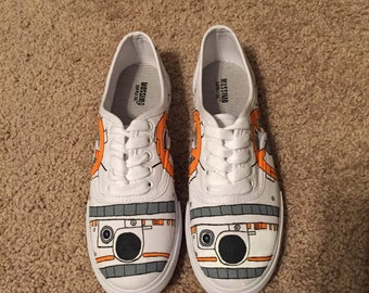 Star Wars BB-8 Sneakers