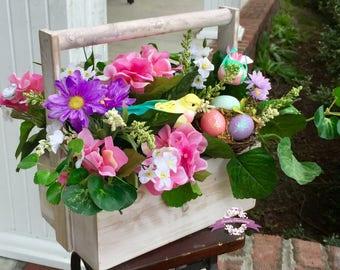 Spring Centerpiece, Spring Floral Centerpiece, Summer Centerpiece, Floral Centerpiece, Table Centerpiece, Spring Decor, Spring Arrangement
