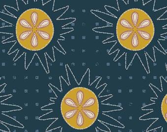 Modern Floral - Art Gallery Fabrics Artisan Betoken Shines