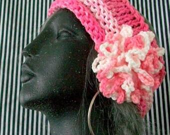 MAGGIE  Headband  Half Hat  Earwarmer Spring Accessory  Summer  Women  Girls Teens