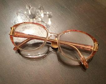 Vintage Maggie rouff Paris eyeglasses