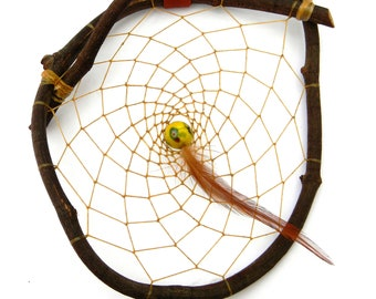NATURAL Grapevine DREAM CATCHER / Native Dreamcatcher / Mother's Day Gift