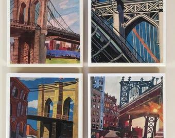 Brooklyn/Manhattan set