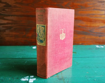 The Arts, 1937 Book Written and Illustrated by Hendrik Willem Van Loon