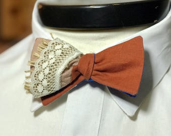 The Walt- Our Disney Inspired Bow tie in Moana Colors