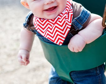 PICK ANY FIVE Baby Bandana Bibs - Set of 5 baby bibs (mix and match/create your own)