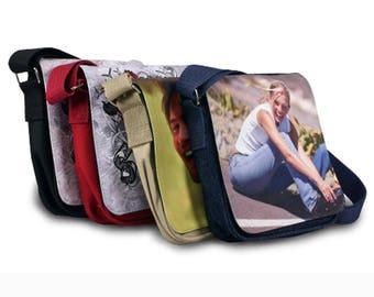 Canvas shoulder bag Mini size